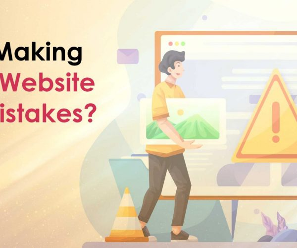 Are You Making These 15 Website Design Mistakes?